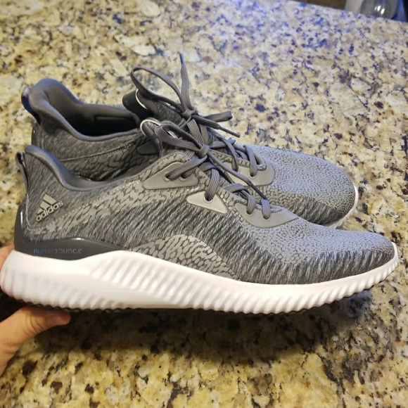 new style d77a0 bf6a6 adidas Other - MENS ADIDAS ALPHABOUNCE REFLECTIVE HPC AMS BY4327